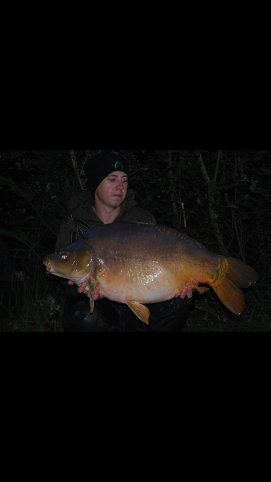 Harlo Again with a lump!