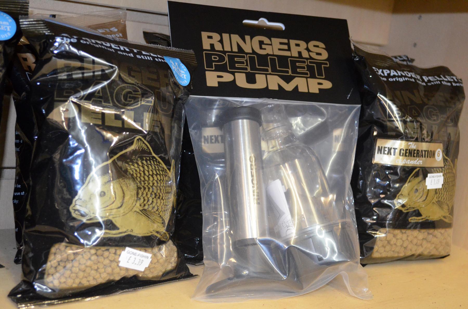 Ringers Pellet Pumps in stock now!