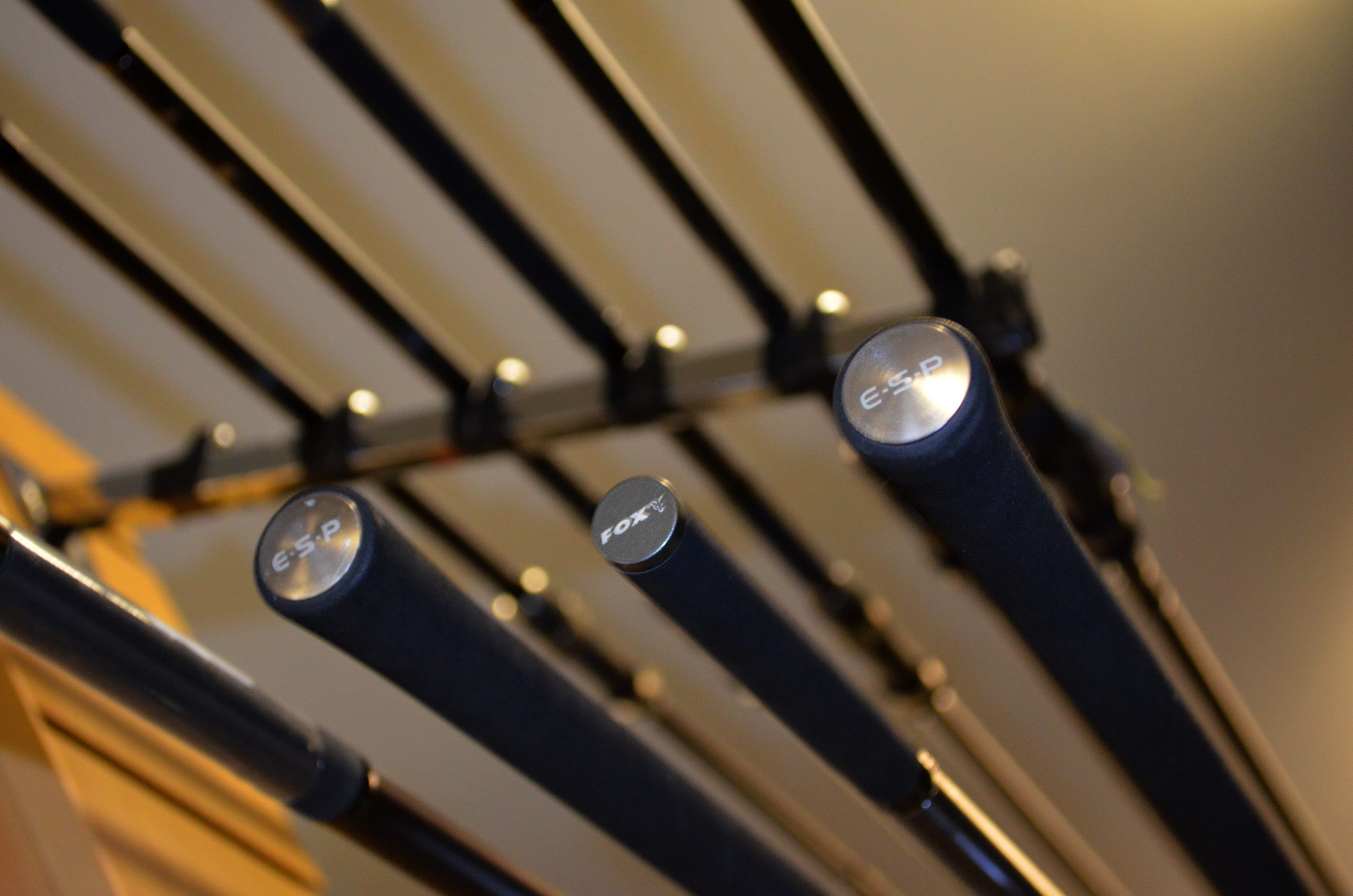 We stock many rods to cover all situations!